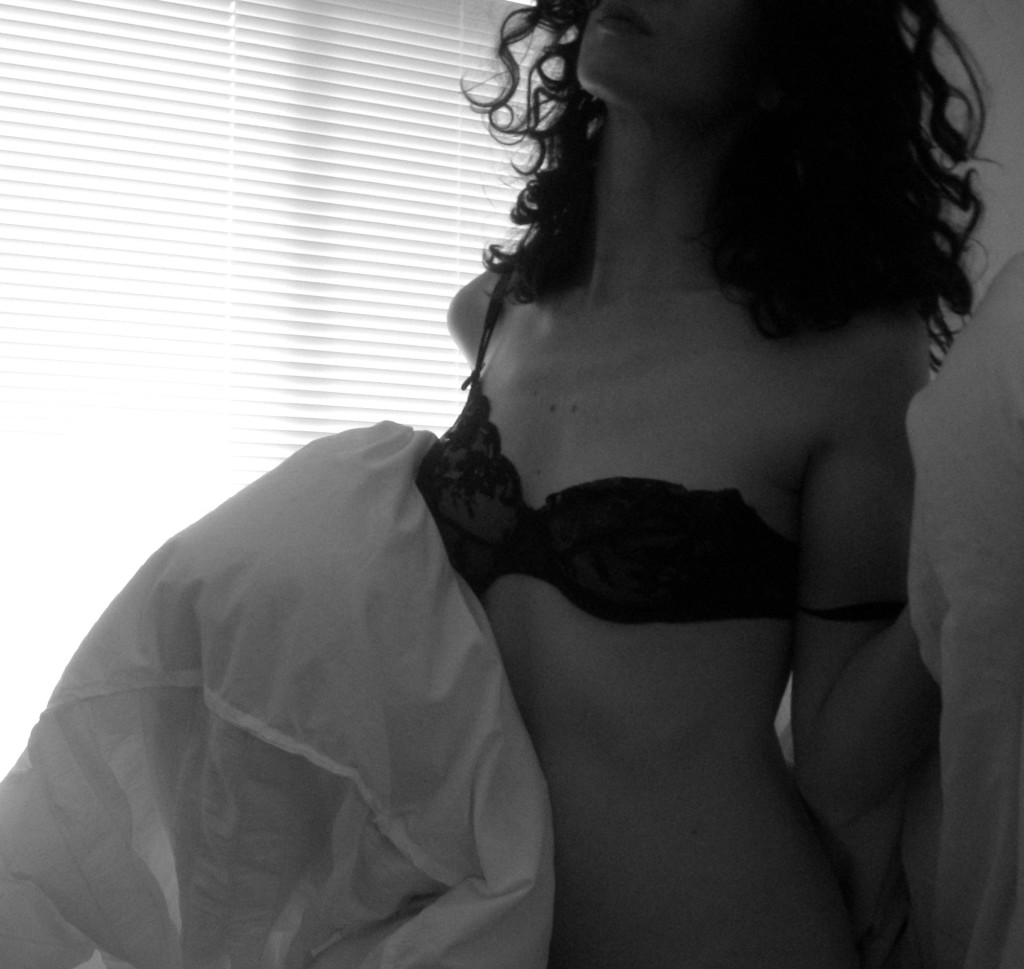 61_in bed_bw_ii